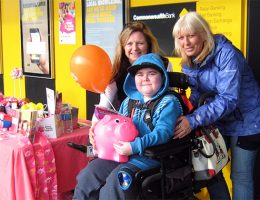 Commonwealth Bank1 - Very Special Kids Piggy Bank Appeal