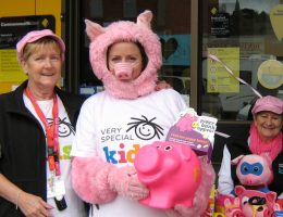 Commonwealth Bank - Very Special Kids Piggy Bank Appeal